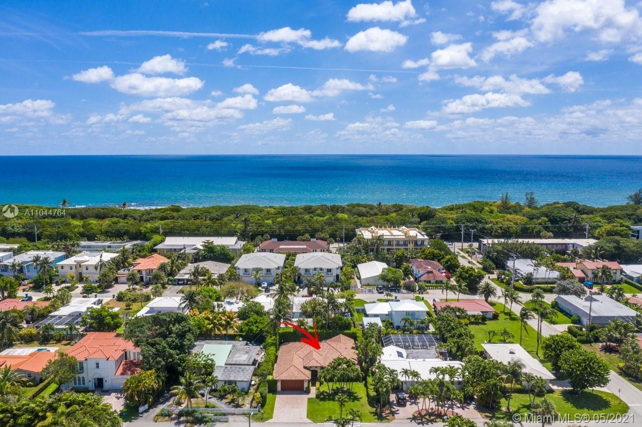 Feel the ocean breeze from this coastal home located only 2 blocks from the beach! Located on a quie
