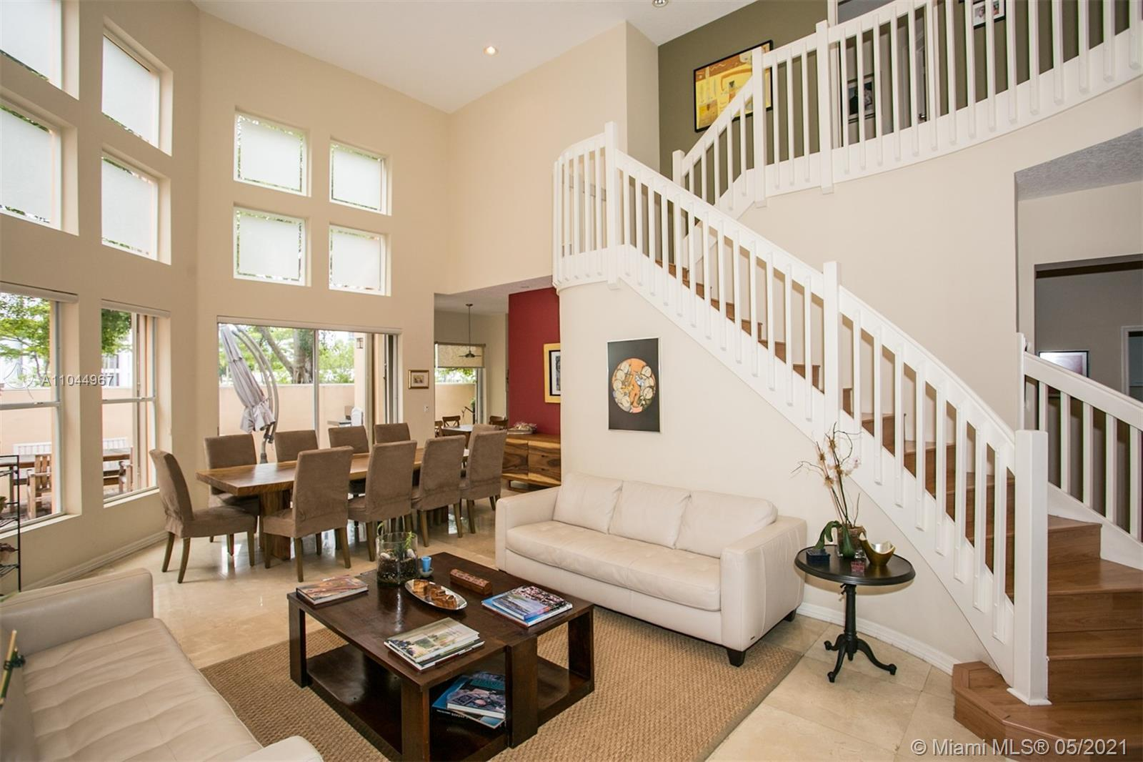 Impeccable house with 4 bedrooms, 3 bathrooms & a 2 car garage in the prestigious gated community of