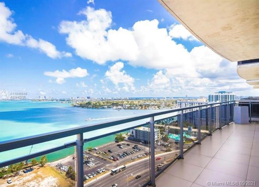 Breathtaking ocean and bay views from the moment you enter this gorgeous 3 bedroom/ 2 bath condo in
