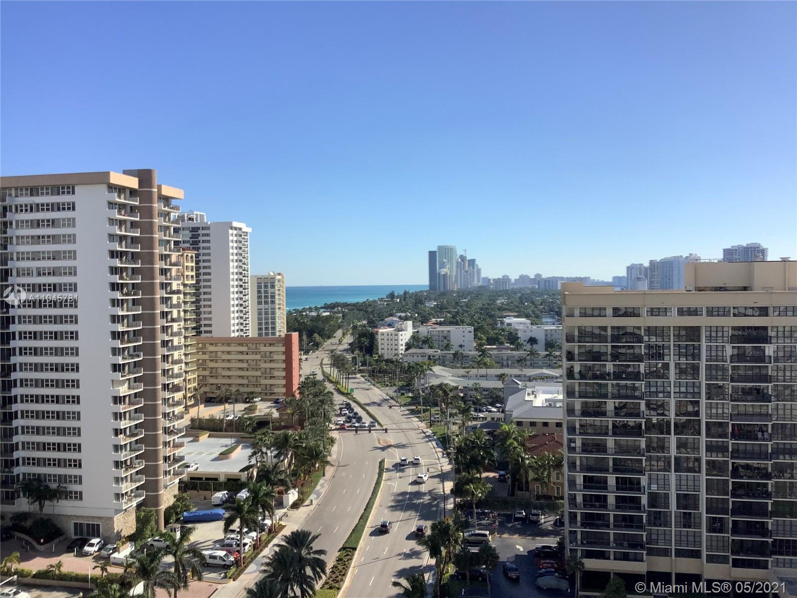 Find your Place in the Sun! 3br 2.5 High Floor Corner in a great Ocean and Intracoastal Front Comple