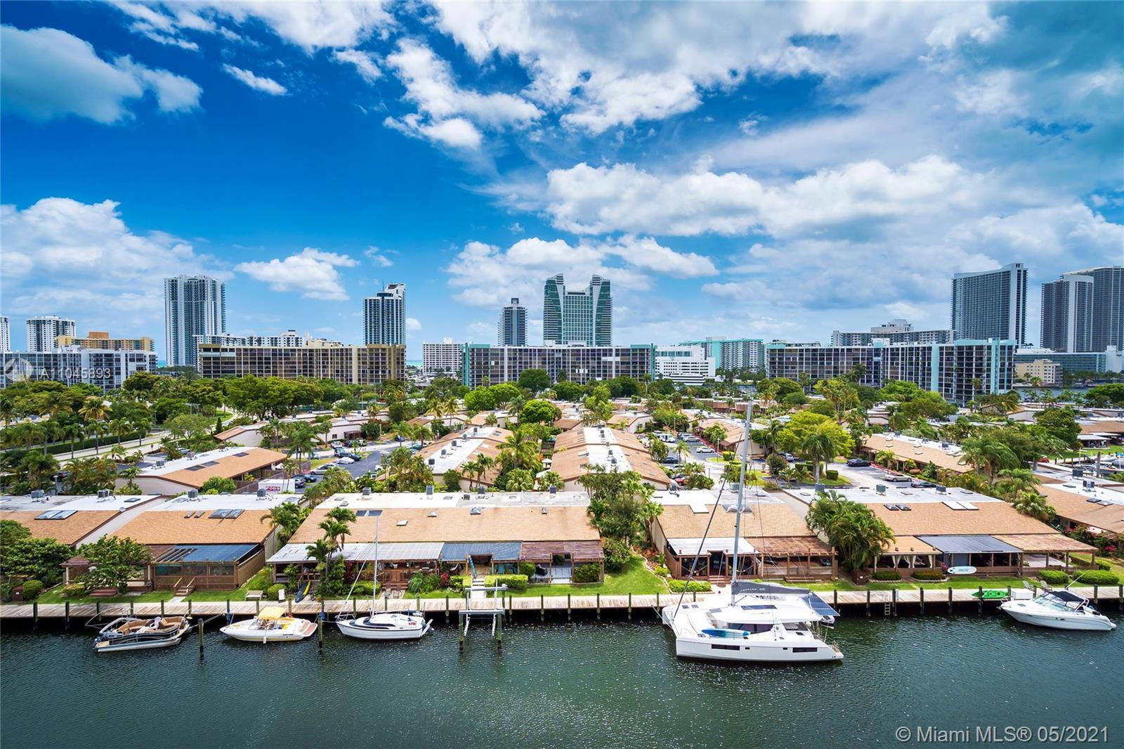 Bright and beautiful, this 1/1.5 unit will amaze you with breathtaking views of the canal and laguna