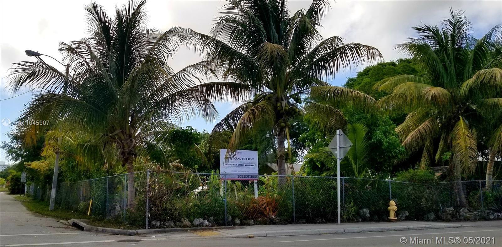 ***DEVELOPMENT SITE IN LITTLE HAITI***Located at the corner of NE 2 Ave & NE 58 St between $1B Magic