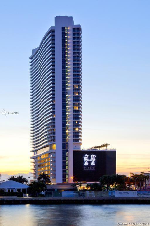 Hyde Resort & Residences.Brand New Construction Direct Ocean Views, Hyde building, impact windows an