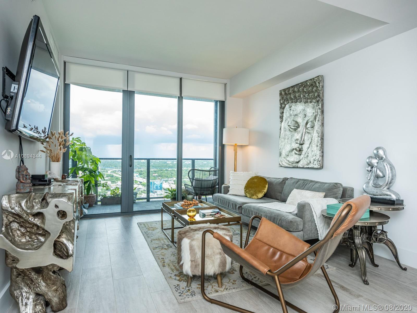 """INVESTORS OR OWNER-OCCUPANT BUYERS LINE #10 -The most desirable building in Midtown Miami """"HYDE"""" Des"""