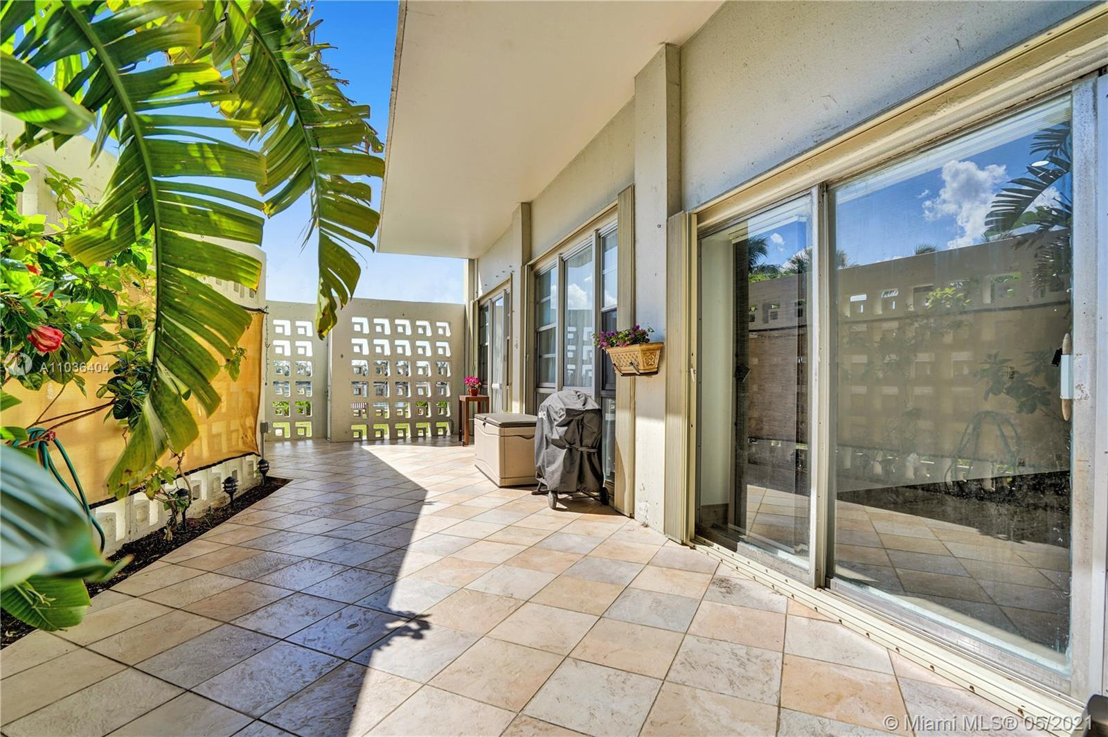 Incredible opportunity to live at the sough-after Brickell Townhouse, one of the most desired Bricke