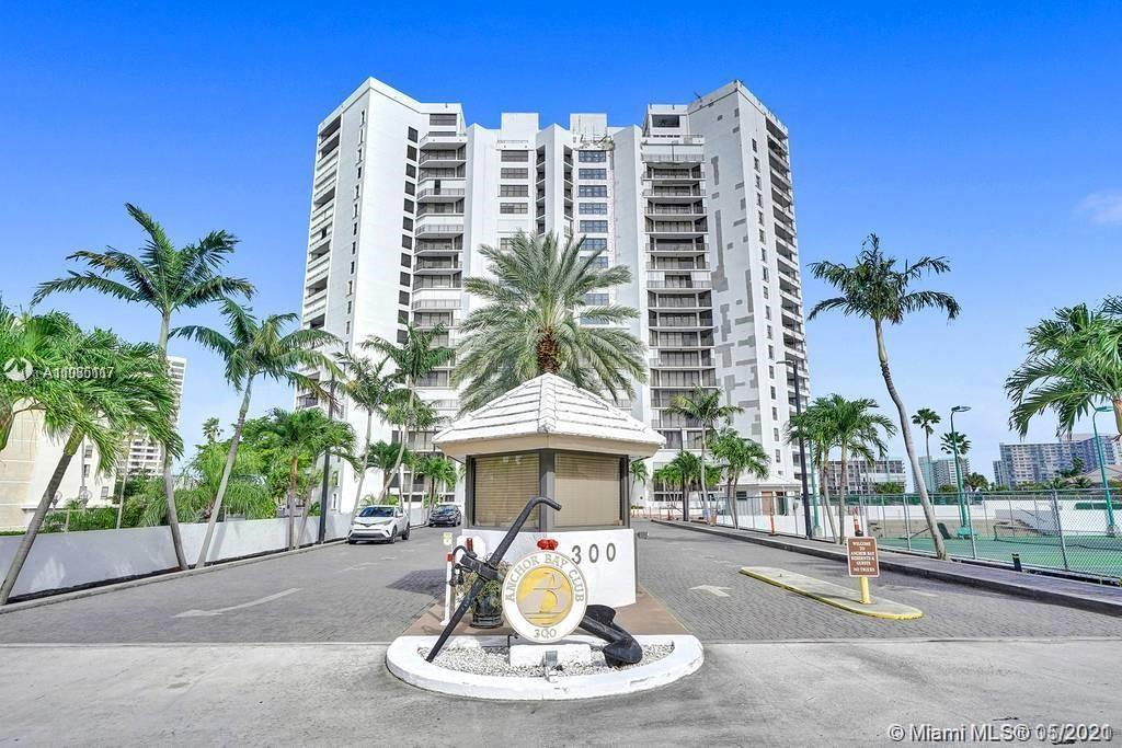 LOVELY ANCHOR BAY CLUB UNIT W/CITY & SUNSET VIEW. 1 BEDROOM (EASILY CONVERTED TO 2 BEDROOMS), 2 BATH