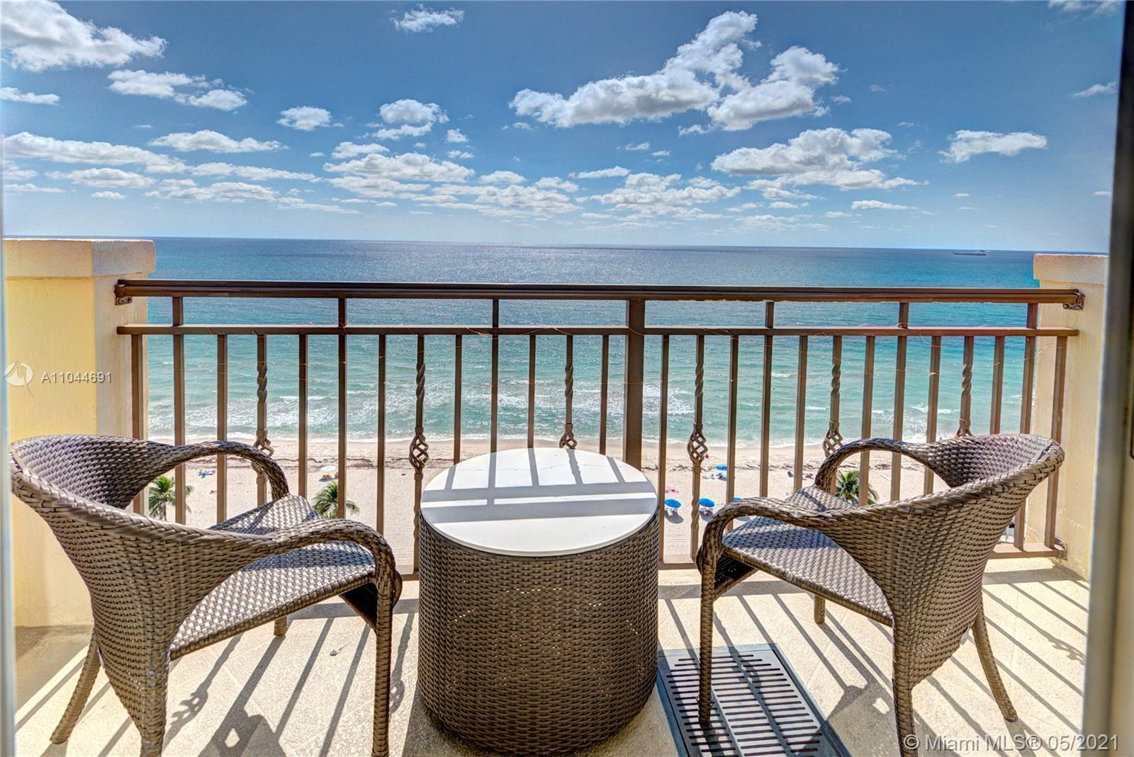 Enjoy this 180 degree unobstructed direct ocean view from your paradise getaway and all of the first