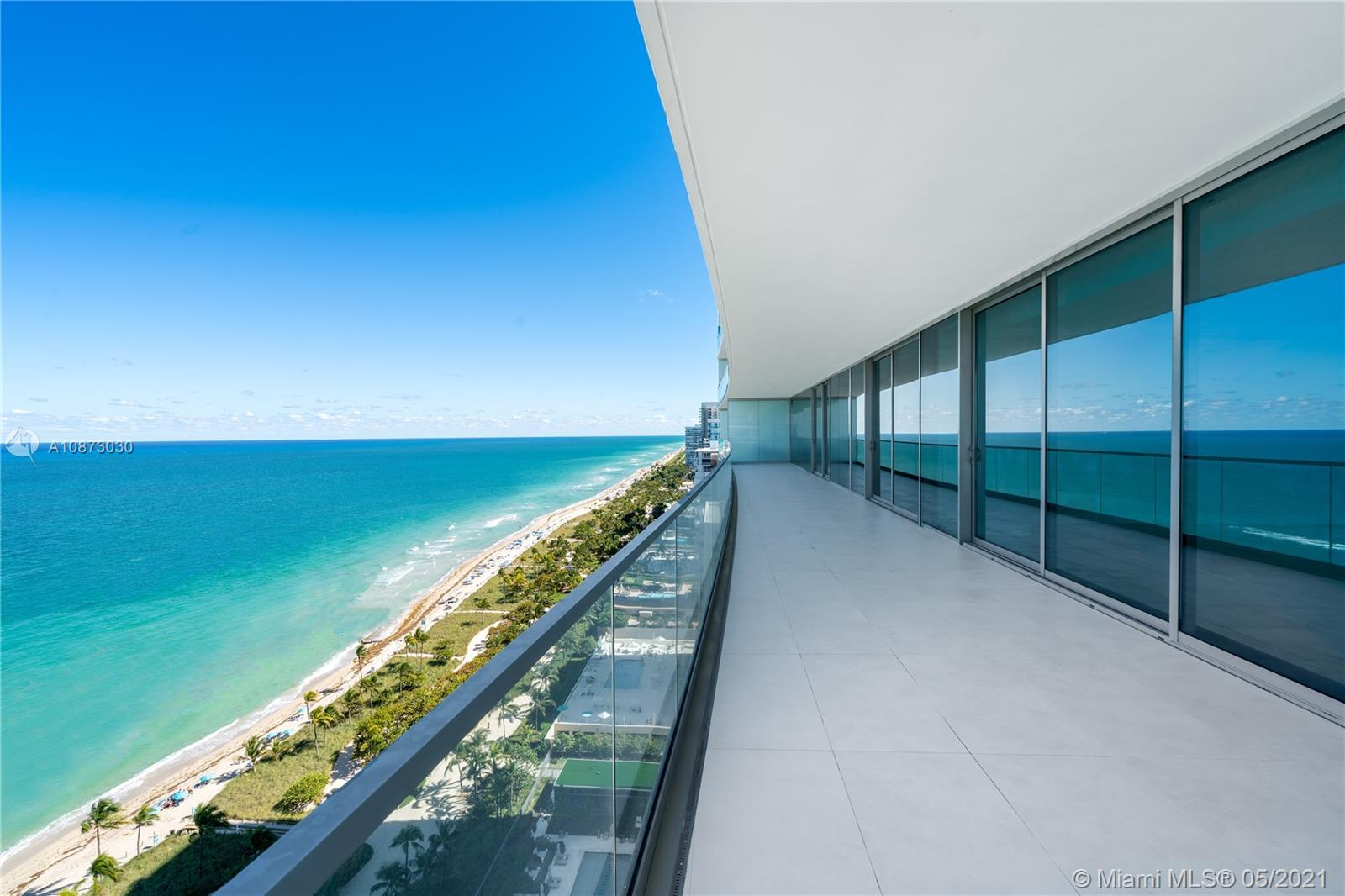 Spectacular & fully finished flow-through custom residence with incredible views of the Ocean.  Expe