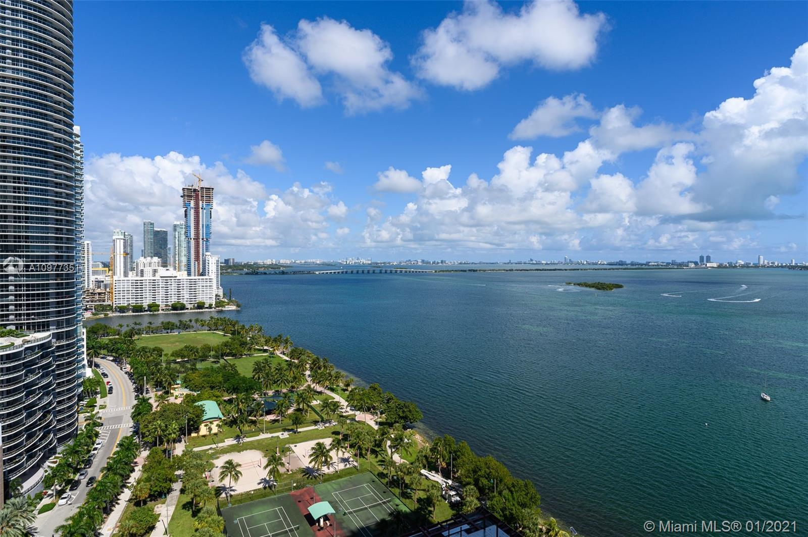 Enjoy water views from fully furnished 2 bed & 2 bath w/ deep covered balcony. Sold Furnished. The s