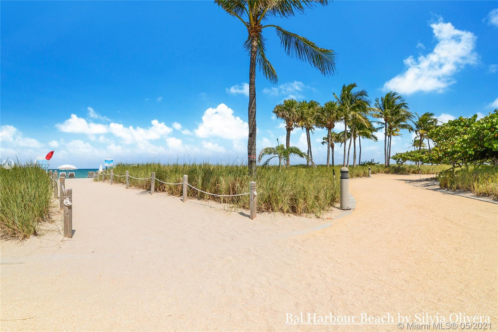 Bal Harbour city, Balmoral Condo across the street from Bal Harbour Shops, Unit 14P, direct Ocean Vi