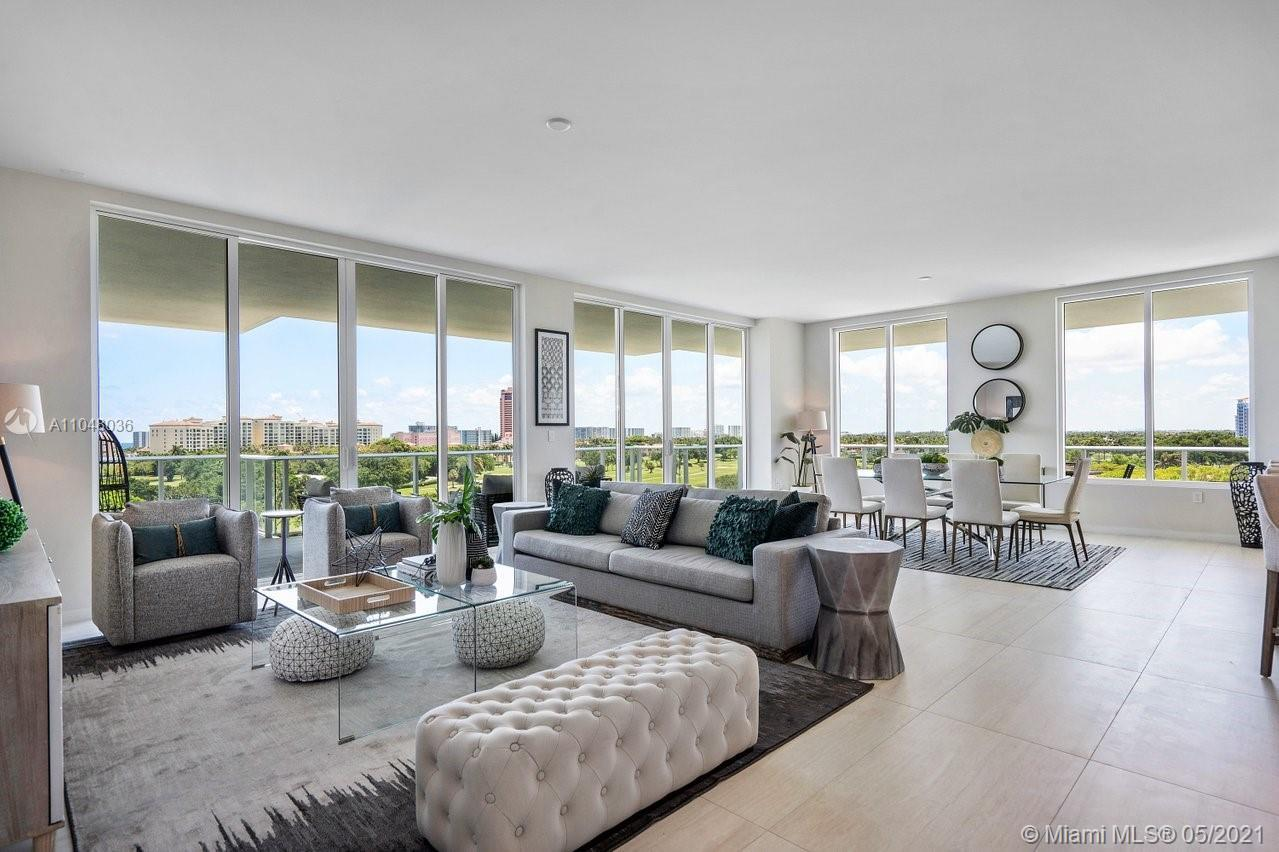 Introducing Residence 718 at ALINA Boca Raton. This extraordinary southeast corner home features dra