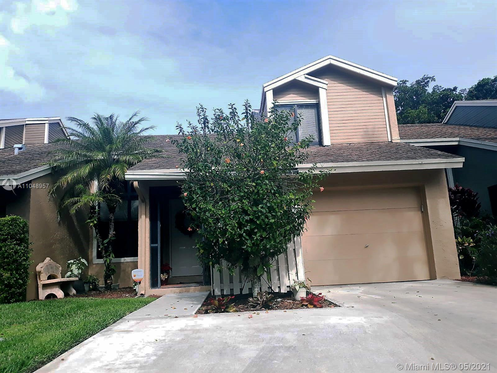 Rare opportunity came to the market!!! Enjoy the South Florida Living style. Light and bright, well