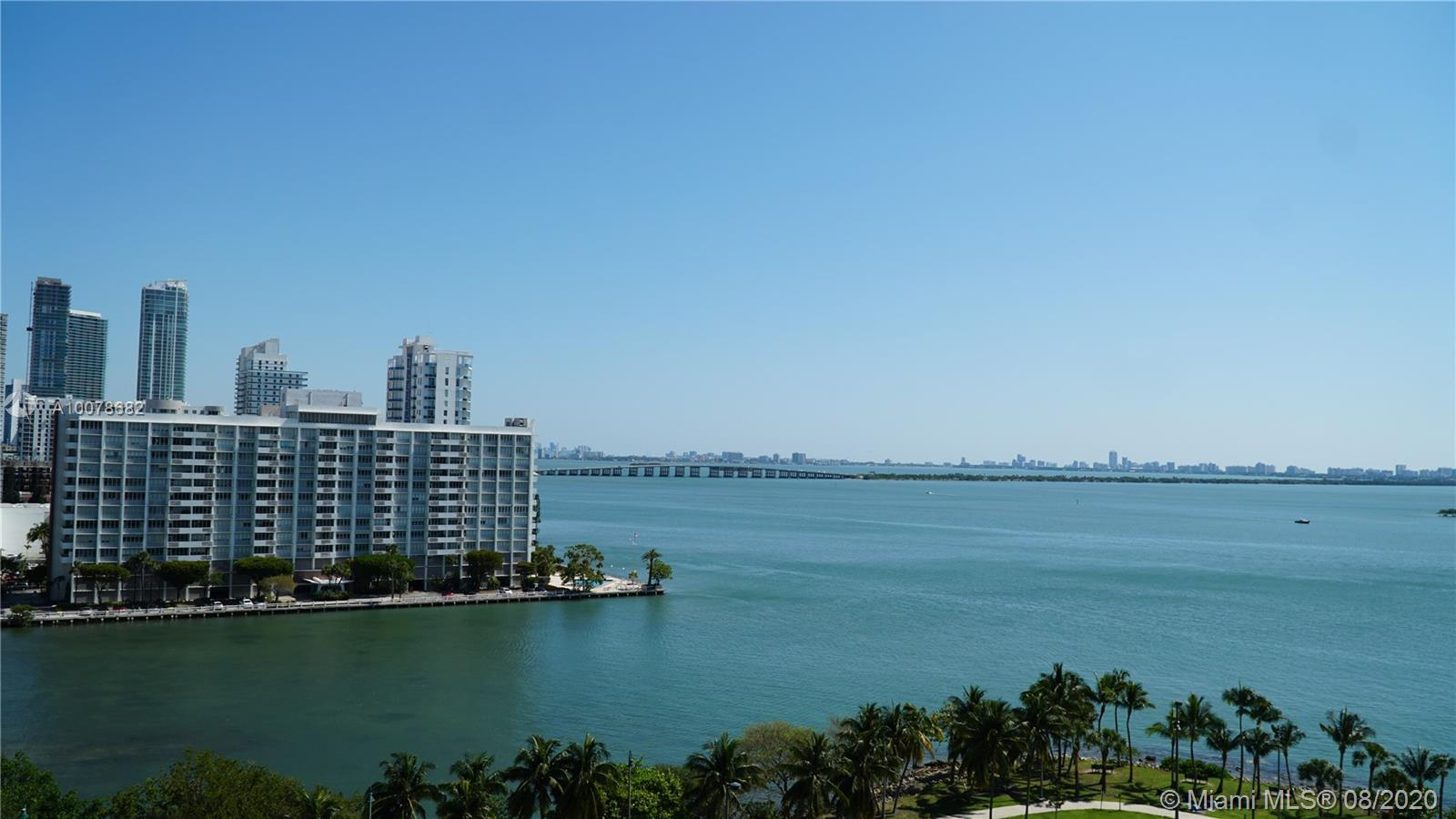 PRICE REDUCED!! - Wraparound L shaped balcony.  Spacious split floor plan with huge walk in closets,