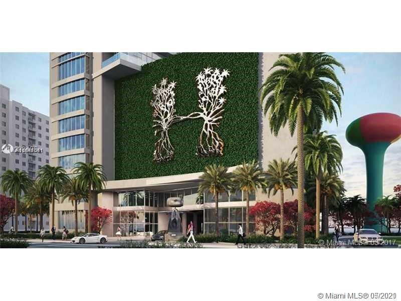 Call your investors! South Florida luxury high-rise beachfront resort! Stylish and elegant building,