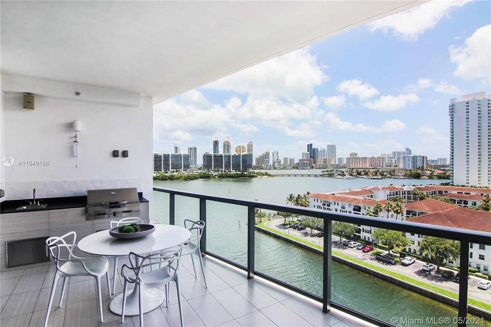 Spectacular unit in the heart of AVENTURA,  residence at ECHO AVENTURA is designed by Carlos Ott. Pr