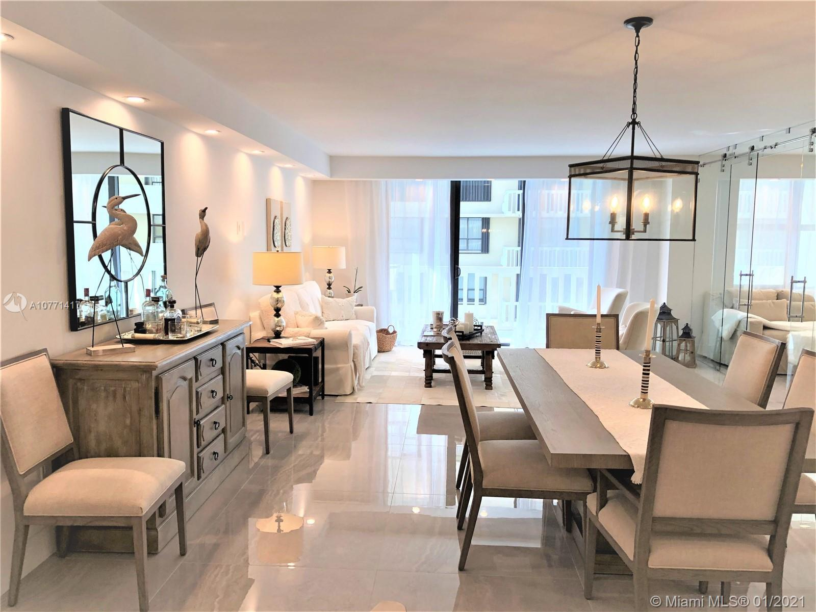 """Prestigious condo """"Balmoral"""" in exclusive Bal Harbour across world renowned Bal Harbour Shops and Ha"""