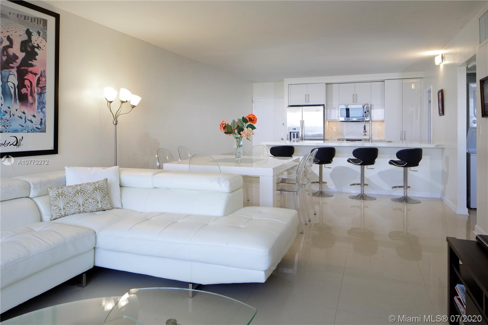 Beautifully remodeled unit with breathtaking views! Unlike any other unit in the building! Original