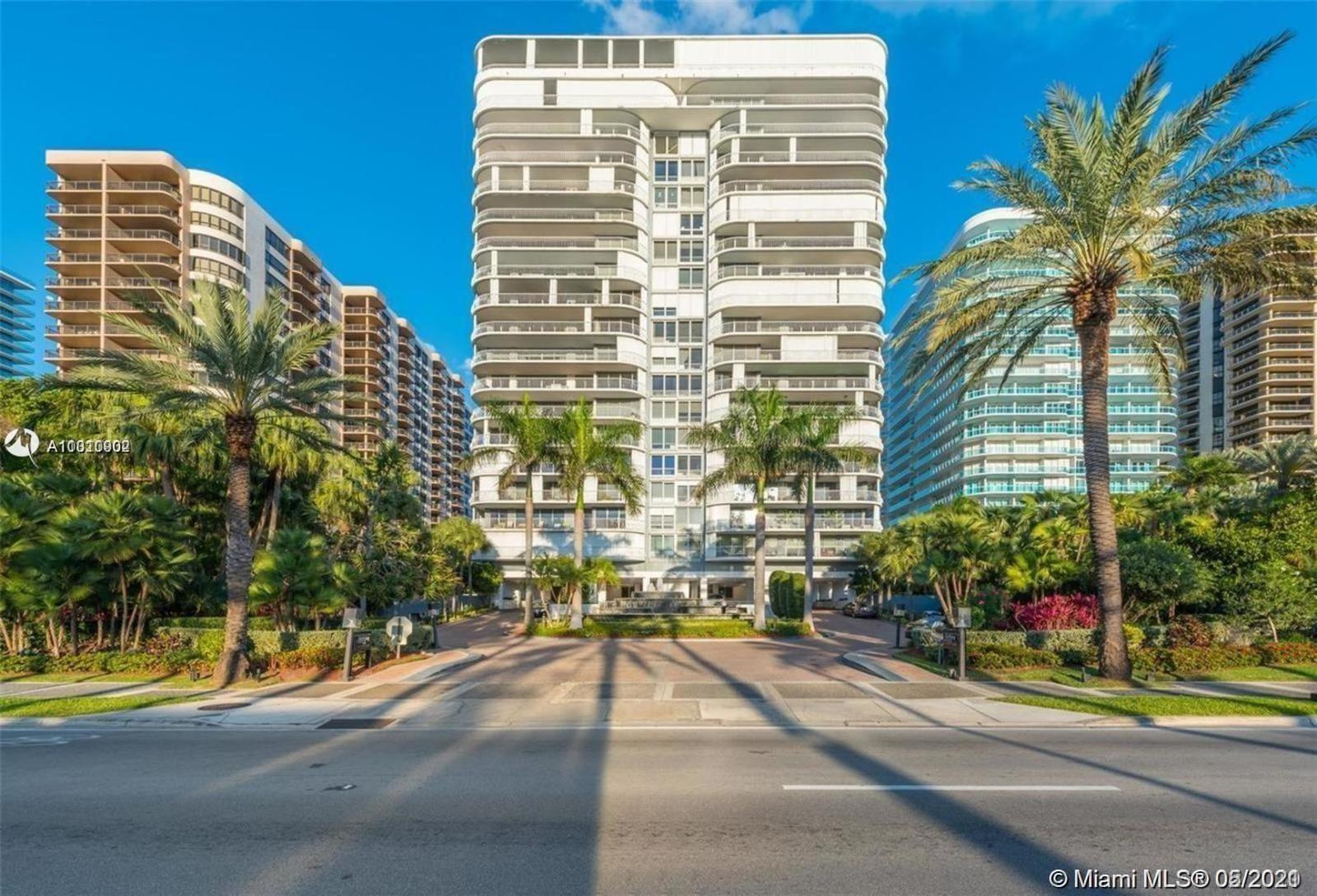 This beautifully renovated 3,340 SF largest line unit in the building offers beautiful Ocean and Cit