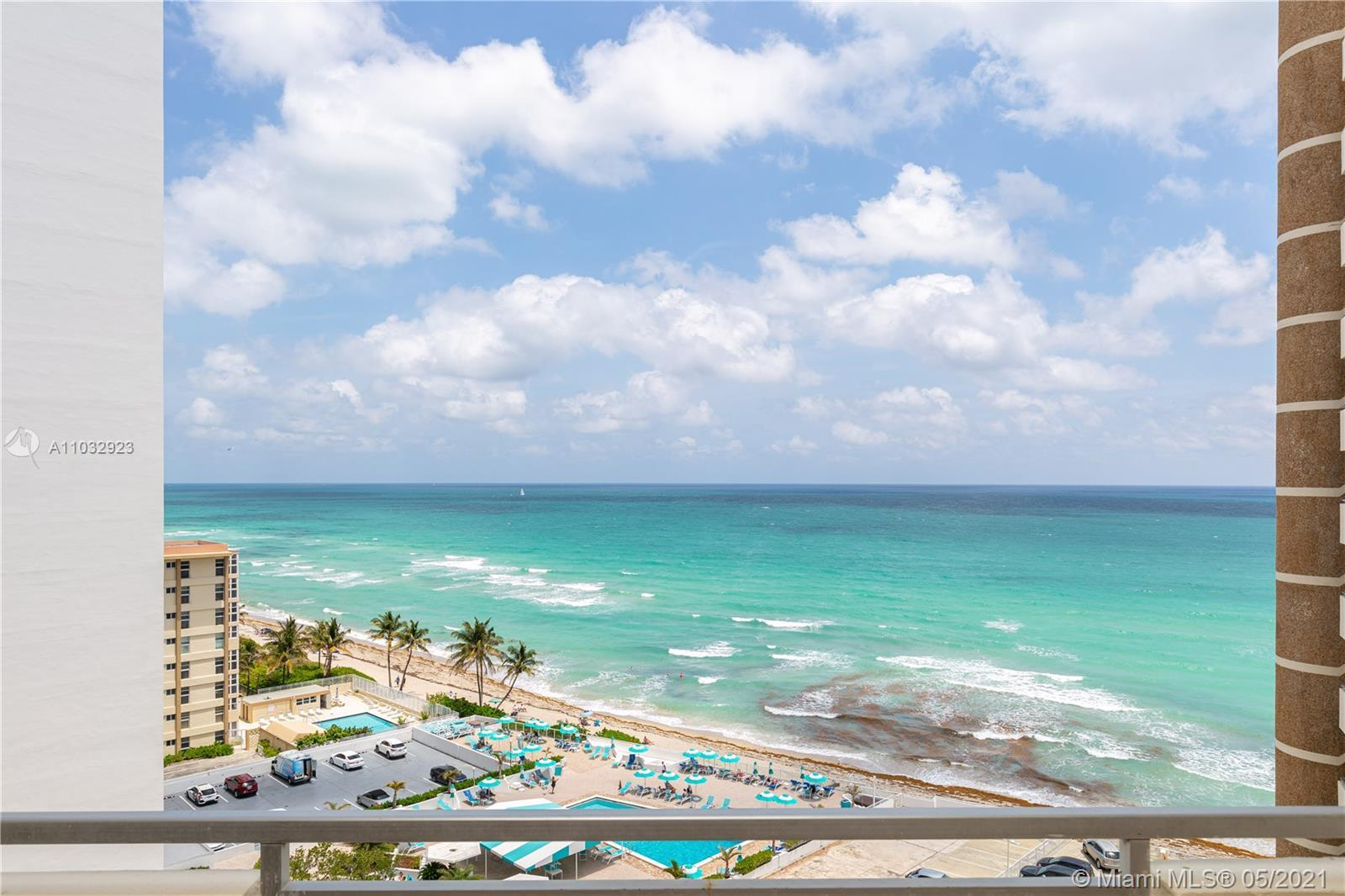DIRECT OCEAN VIEWS! Live the beach life in this bright and beautiful apartment! Relax and enjoy the