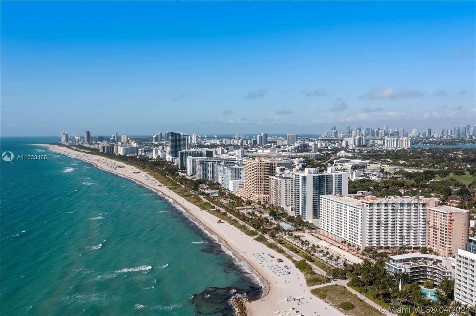 Beautifully renovated 2 bedroom/2 bath beachfront condo with turquoise ocean views from every room.