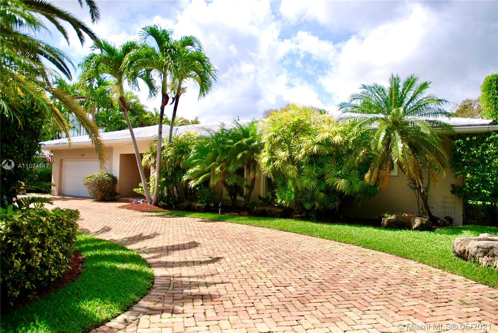 Your New Home in beautiful Coral Gables Awaits you! This bright, open and spacious floor plan boasts