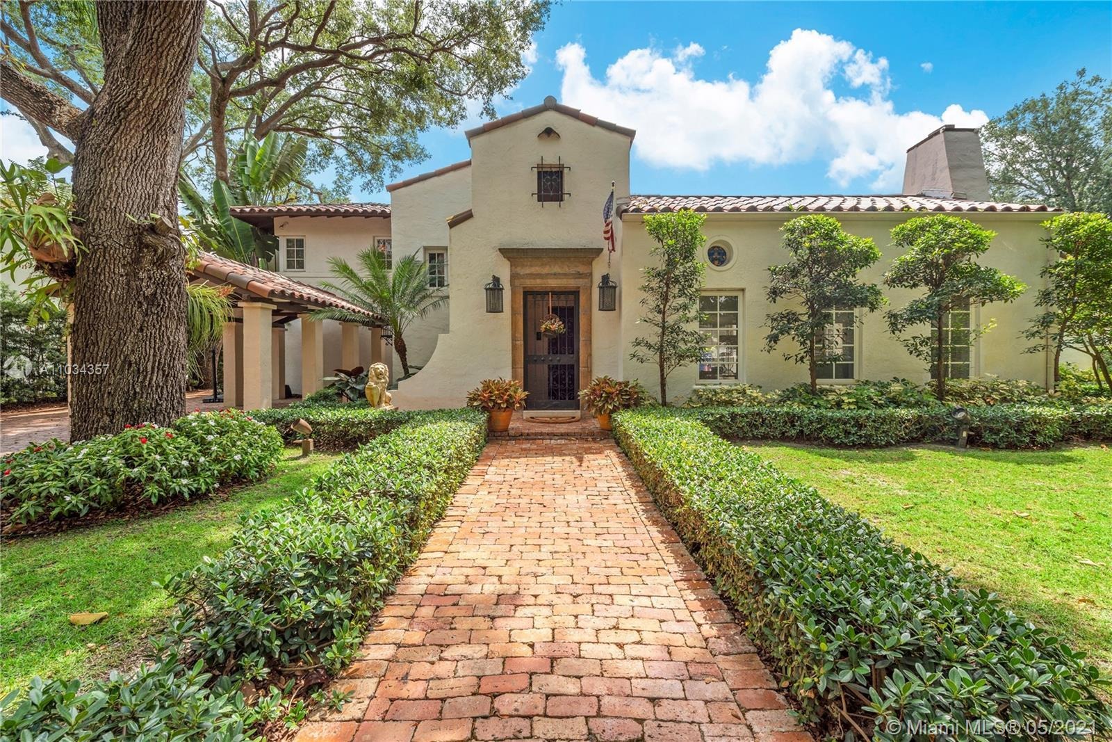 Classic 1920's Old Spanish beauty, located near the landmark Alhambra Water Tower, is exquisitely re