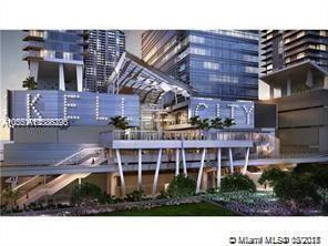 Modern and spacious 2 Bed/2Bath condo in trendy Reach at Brickell City Center - featuring marble flo