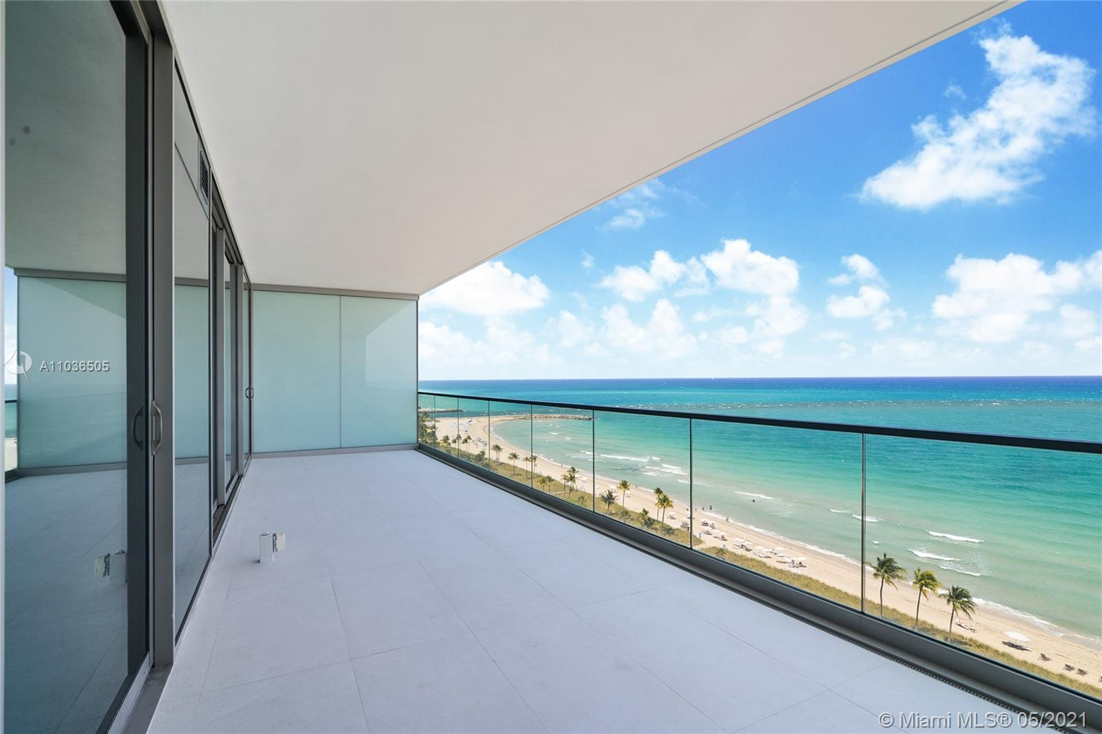 Best priced one bedroom plus den unit with direct view of the ocean, in one of a kind development. T