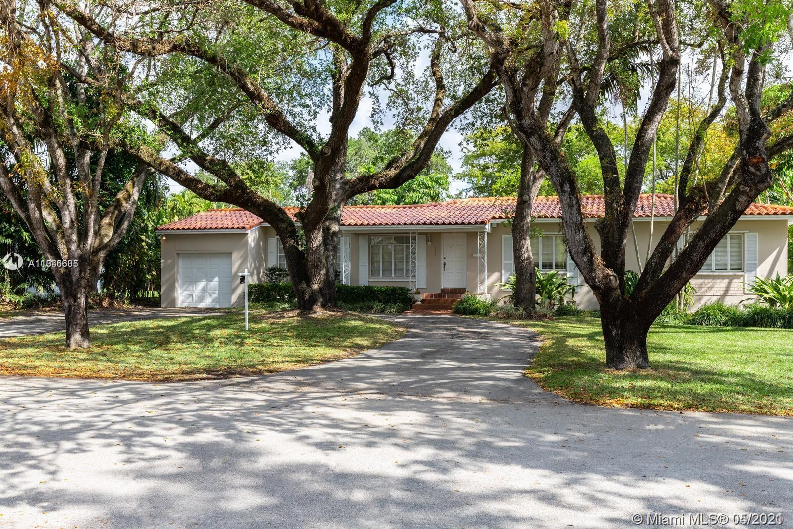 Excellent opportunity to update or build your dream home.  This home is located on a quiet tree-line