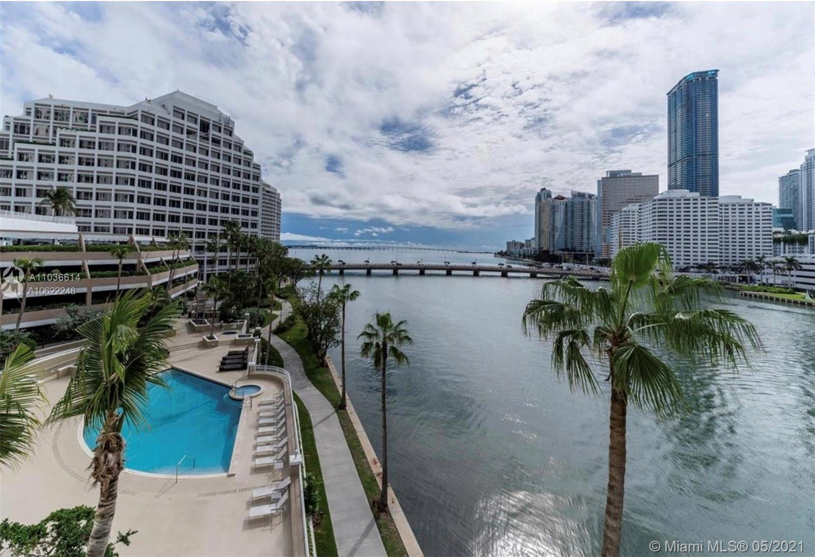 Welcome to paradise! Picture yourself watching manatees and dolphins from the 5th-floor balconies wh