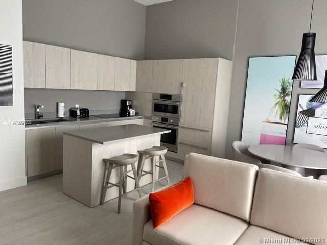 Live or invest in this 1bed 1.5 bath unit in a brand new luxury high-rise. Unit comes elegantly full