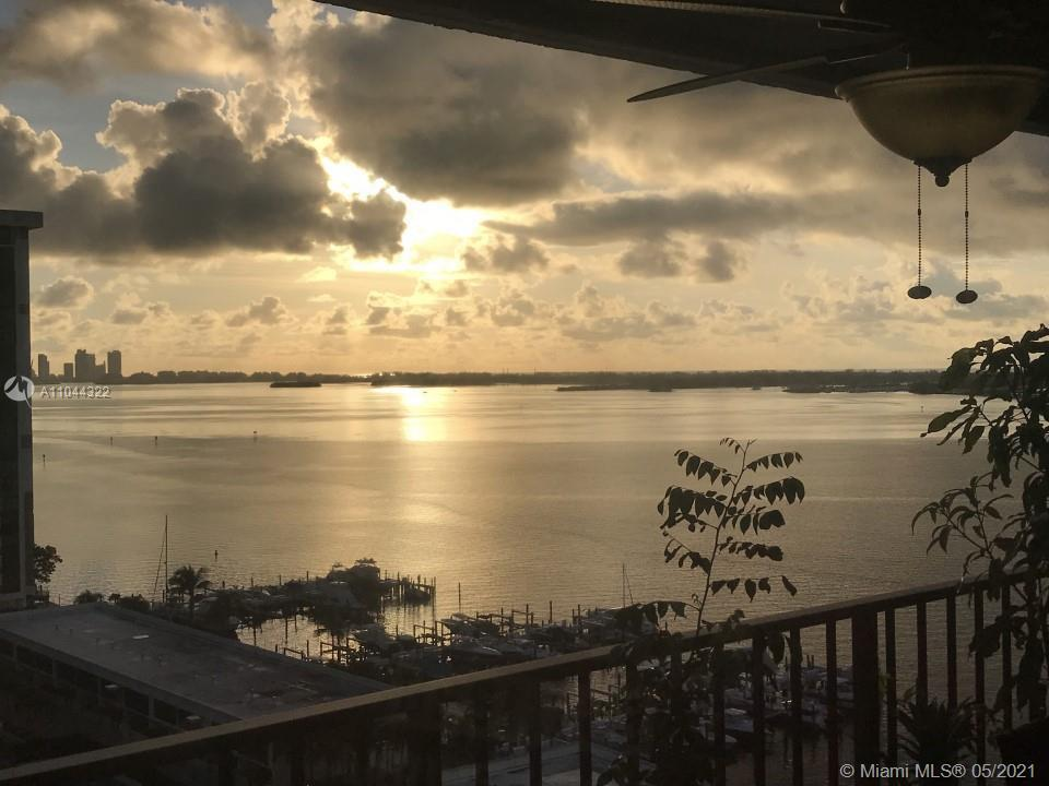 Massive Waterfront Updated 3 bedroom/ 2.5 bathroom Condo with oversized balcony in the heart of Bric