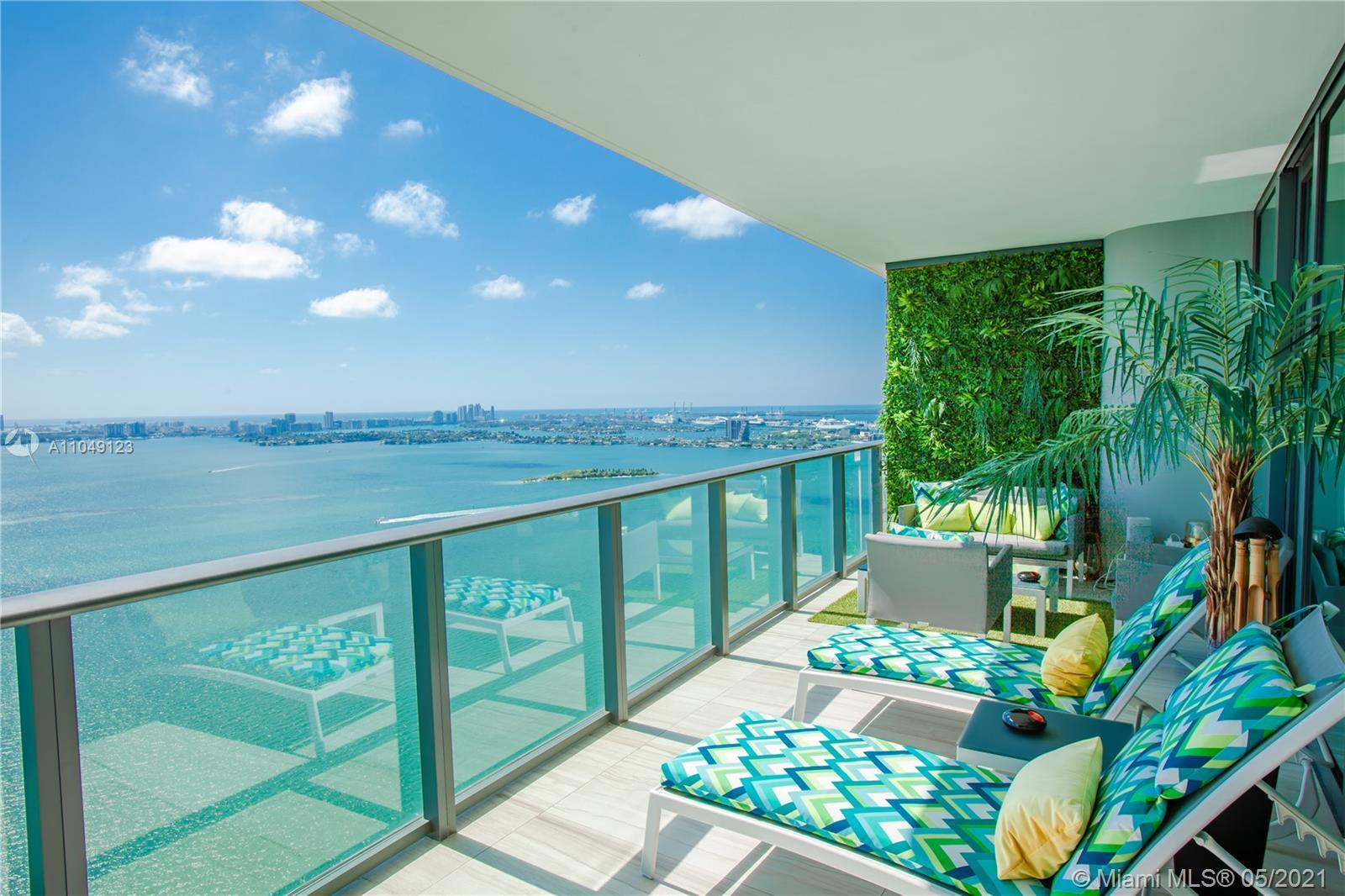 IN WELL KNOWN, TRENDY & VIBRANT ONE PARAISO COMPLEX,THIS FULLY UPGRADED AND FINELY RE-FINISHED RESID