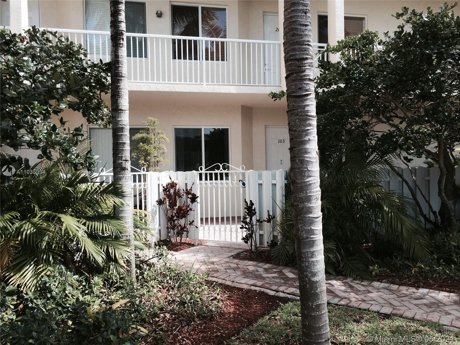 Tenant occupied until 8/1/21. 1st floor unit with private patio and screen porch overlooking the gol