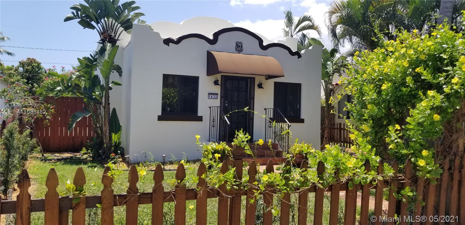 Absolutely Lovely Home with so much charm located in desirable East Hollywood, just minutes to beach