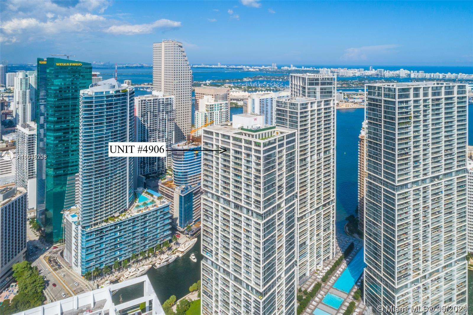 PENTHOUSE 49th Floor 1 Bedroom 1 Bath * AIRBNB/Short-Term Rental Allowed * 842 sqft Unit.