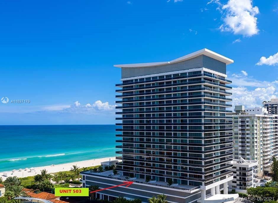 The lowest priced two bedroom unit at the luxurious MEI condominium. This residence has a HUGE terra