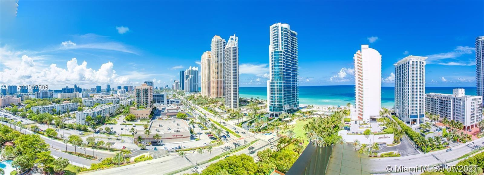 Large Corner Unit, 3 Beds 3 Baths, 2,262 Sq Ft. Direct Ocean View, Unobstructed View From Living Roo