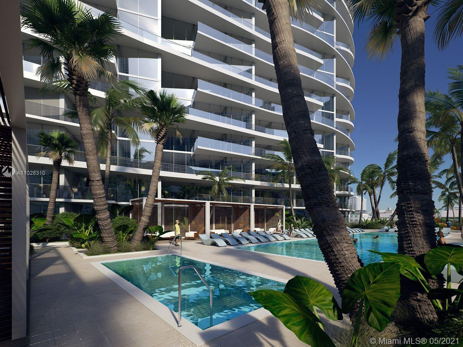 A Boutique, Luxury Building, located in the heart of Sunny Isles Beach, just across from the ocean w