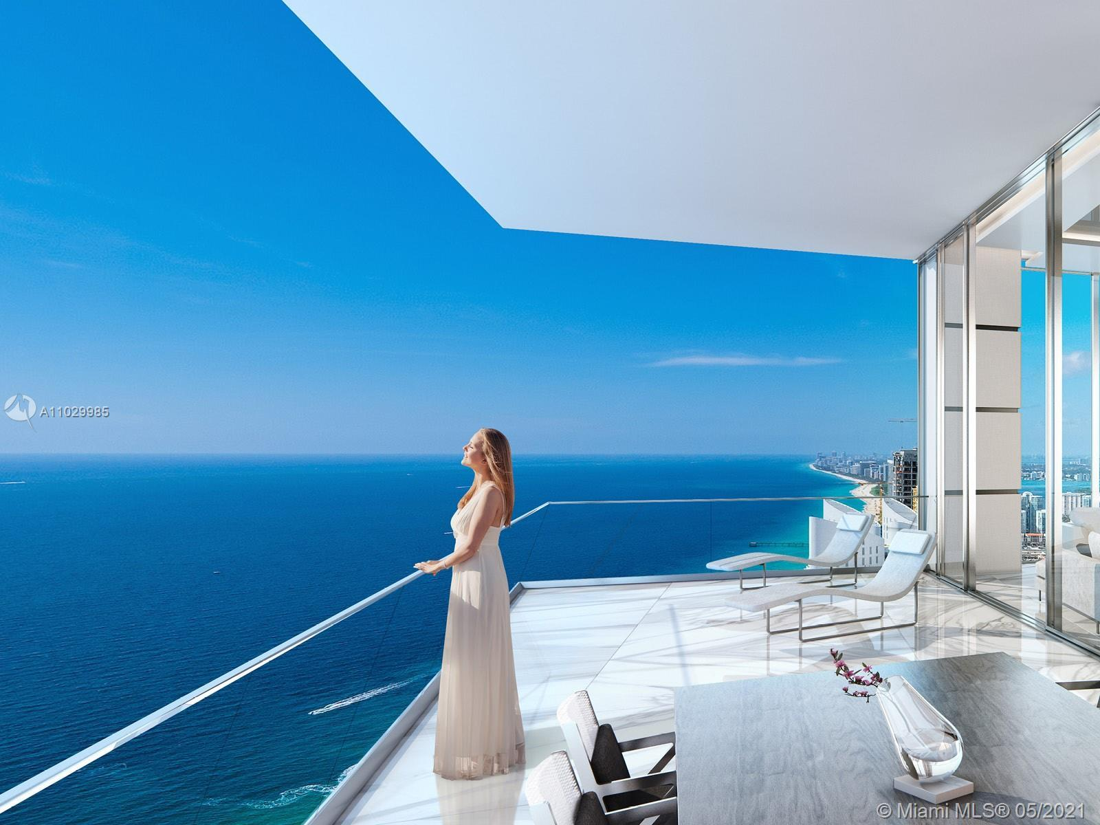 Developer Inventory! EXCLUSIVE PENTHOUSE TRIPLEX RESIDENCE-TOWER SUITE NORTH-LIMITED COLLECTION SKY