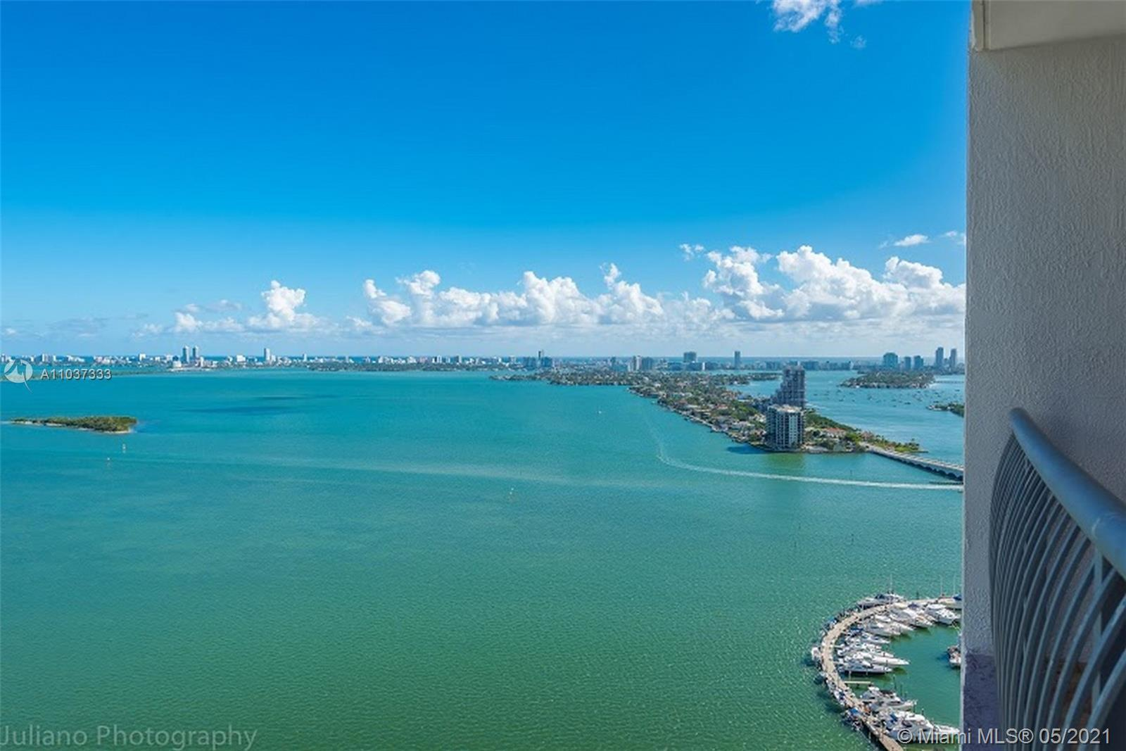 Opera Tower Bay & Biscayne Blvd. The Hottest neighborhood in Edgewater Downtown Miami. Luxury Unit w