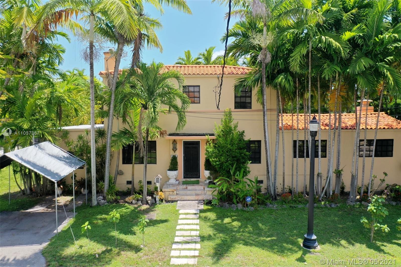 PLEASE DO NOT DISTURB OWNER! Selling for LOT VALUE. Beautiful 7,200 Sq.Ft corner lot located on the
