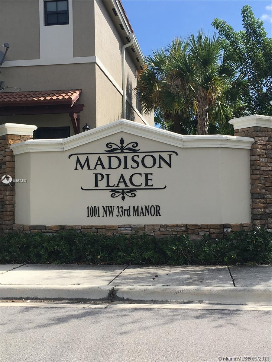 Beautiful three bedroom, two and a half bath townhome located in the heart of Pompano Beach features