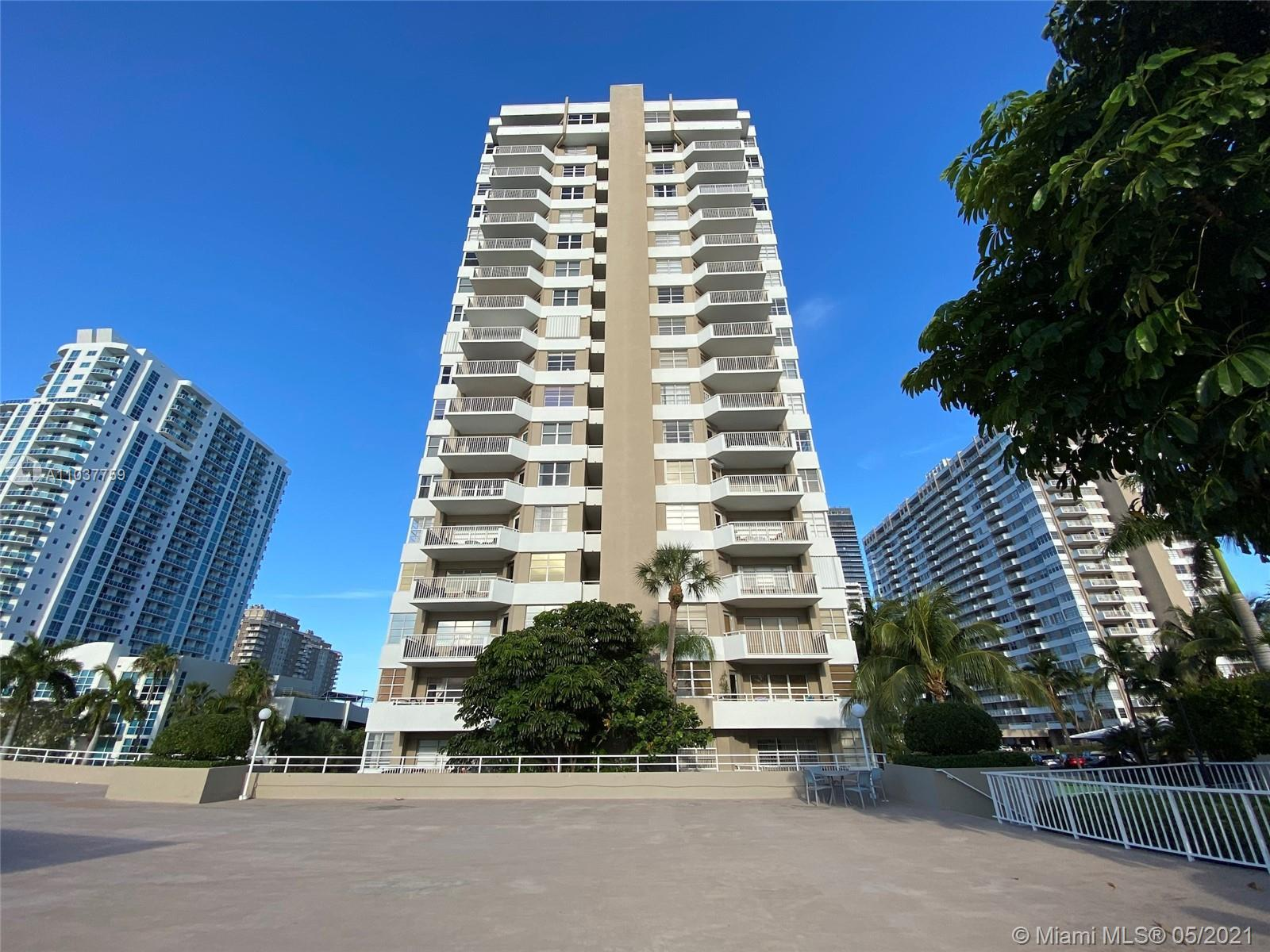 For Sale 1bed/1bath condo in The Hemispheres in Hallandale Beach. Great location with lots of amenit