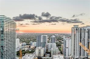 Spectacular unit at the iconic 1010 Brickell Condo. Unit features: 2 beds, 2 baths, amazing views, t