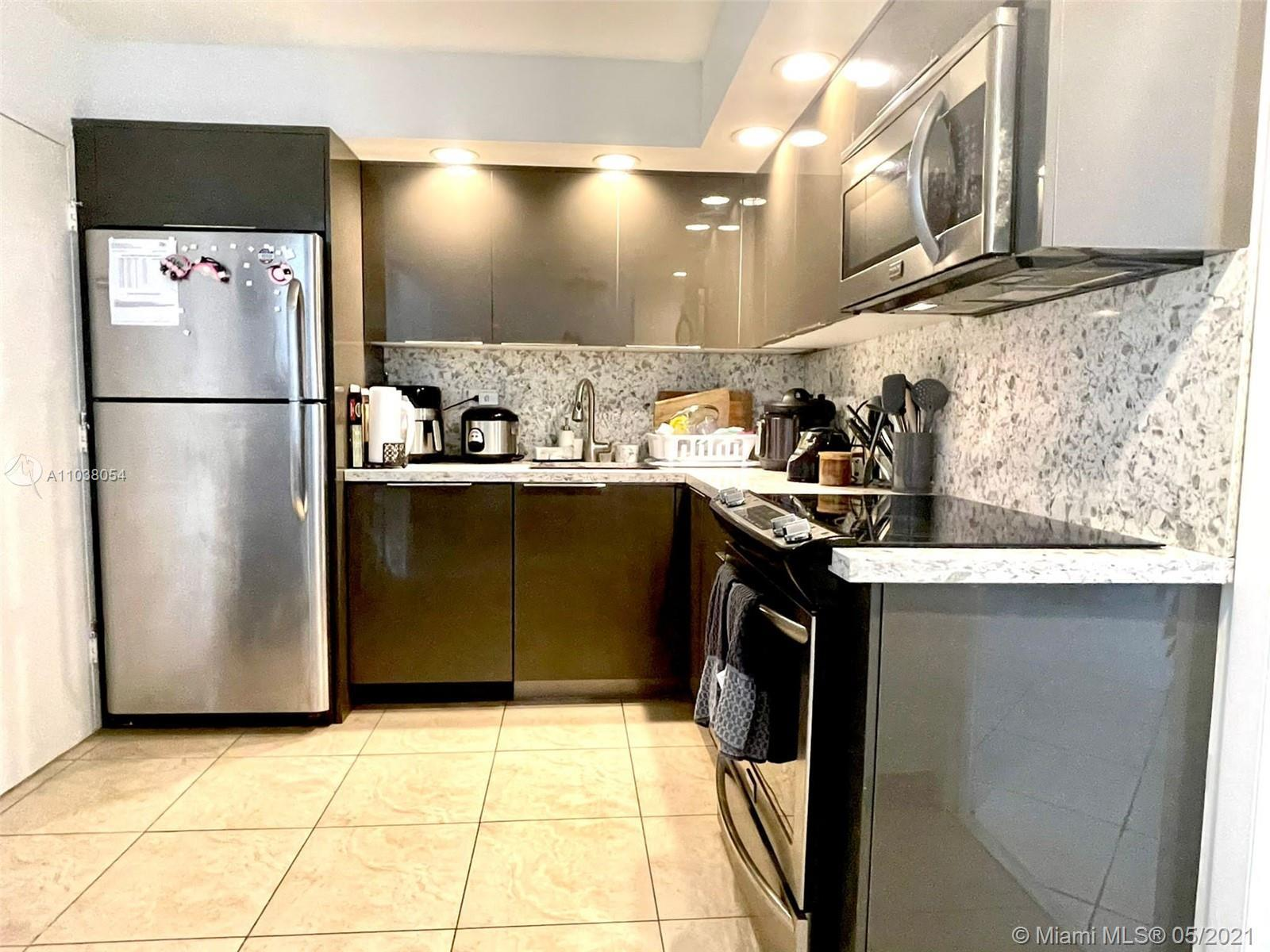 Incredible value and opportunity in oceanfront building right in the heart of Miami Beach.  Beautifu
