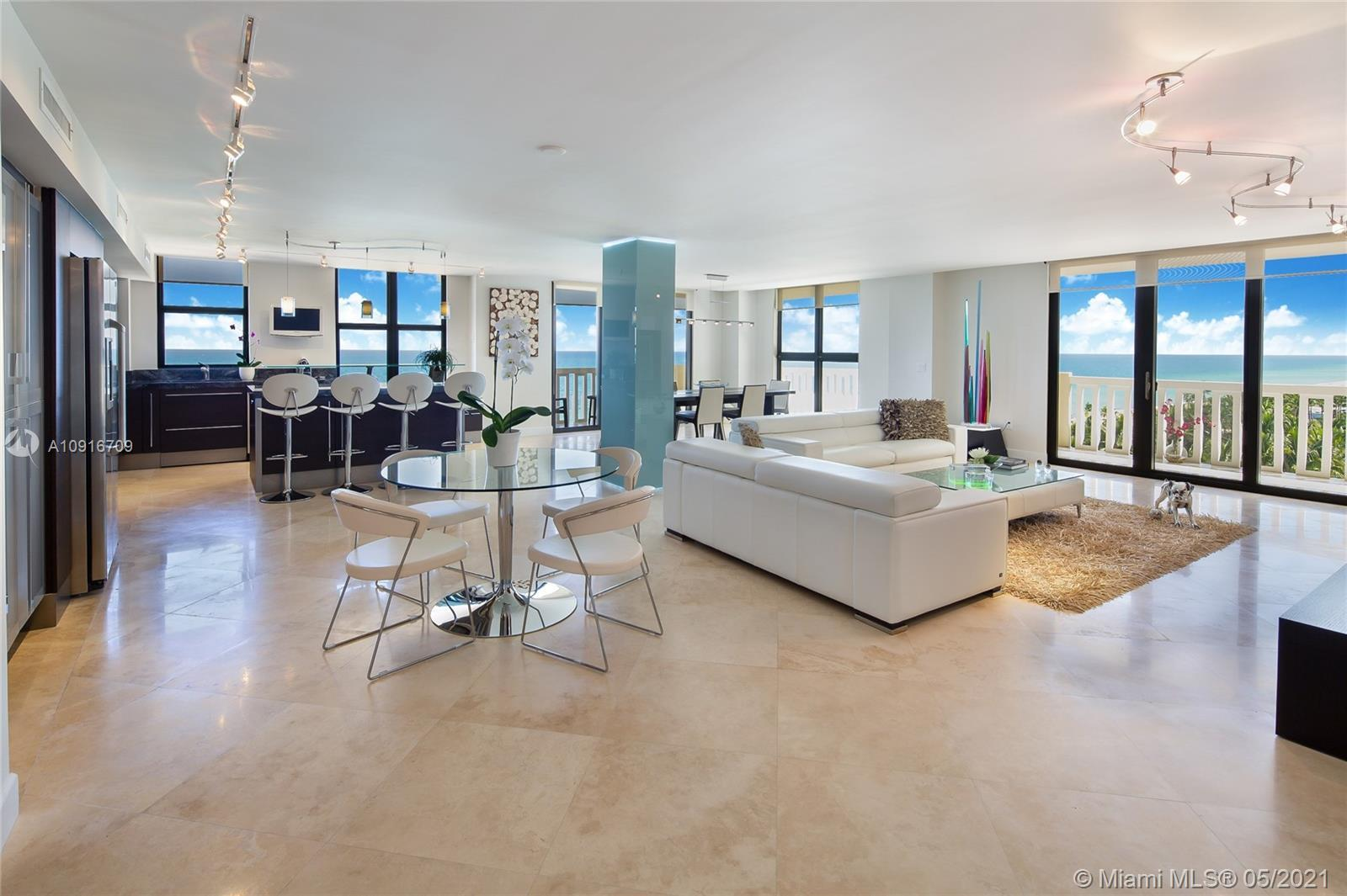 Looking for a great Location and direct ocean views home? Balmoral Unit 11B at Bal Harbour Florida i