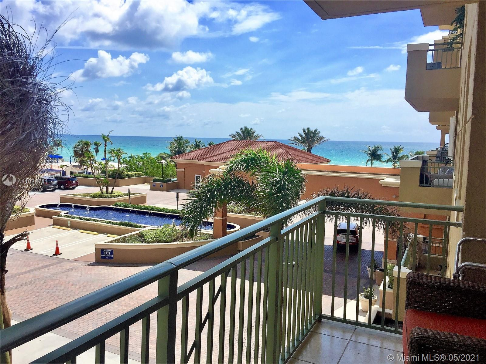 Luxurious & upgraded condo on the beach at 2080 Ocean Drive! Sold furnished with upscale furniture f