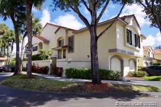 Check out this beautiful and very spacious 2/2 townhome in a safe and gated community in the heart o
