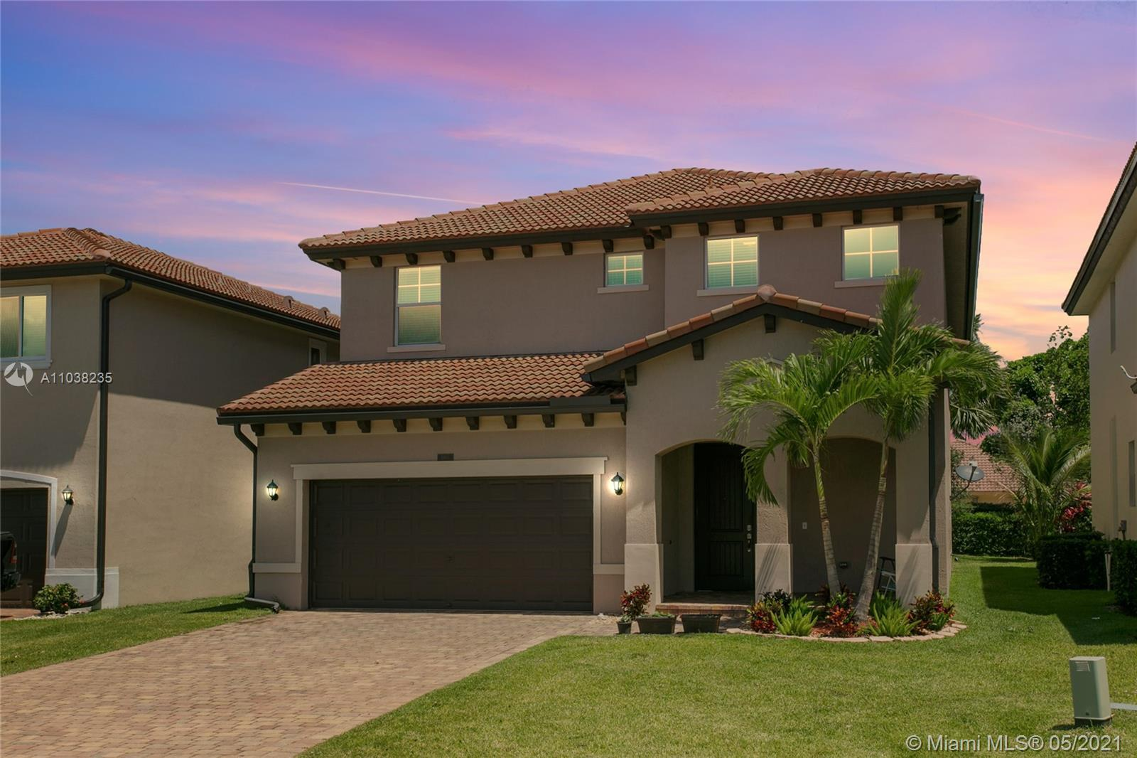 Gorgeous, gently lived-in, single owner home in highly desirable, gated community of Abbington. No d